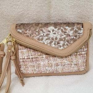 MAURICES SEQUIN WRISTLET
